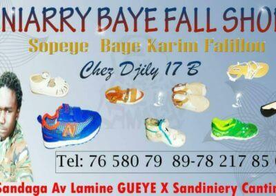 affiche nairi baye fall shop